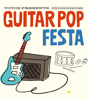 "Compilation Album (CD) ""GUITAR POP FESTA"""
