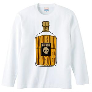 [ロングスリーブTシャツ] Poison wine
