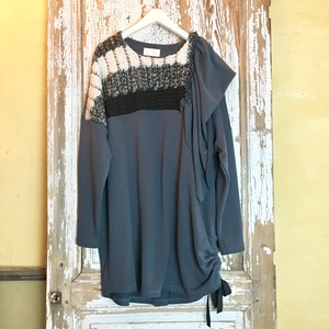 guri / Dreaming Tunic / NAVY