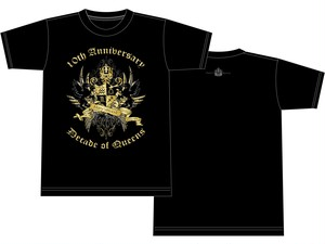 10th ANNIVERSARY LIVE 〜Decade of Queens〜 Tシャツ