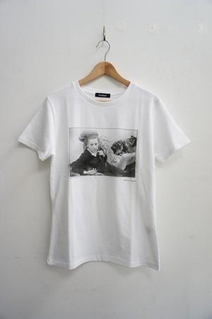 ザ・スリッツ Tシャツ〈FUNDOM×HERBIE YAMAGUCHI〉