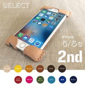 【受注制作】iPhoneケース『2nd』(6/6s/7/8)|SELECT