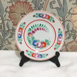 HOLLOHAZA [ホロハーザ] 社  フラワー飾り皿