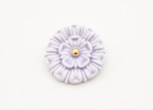 有田焼 ブローチ flower