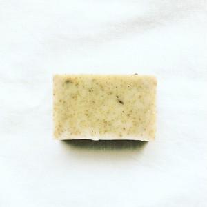 Palm Free Hand made soap 【ヨモギ】パームフリー石鹸