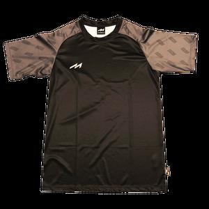 Repeat Logo Shirts (MHS-2011 BLK)