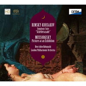 リムスキー=コルサコフ:交響組曲「シェエラザード」ムソルグスキー:組曲「展覧会の絵」 《2枚組》