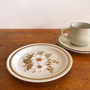 Mountain Wood Collection Stoneware 16cm Plate