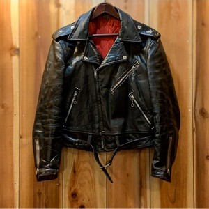 50's unknown ワンスター/ホースハイド Ryders Jacket‼︎