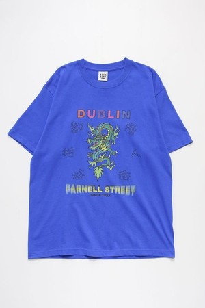 DRAGON TEE (BLUE)