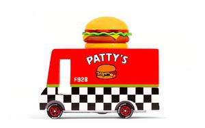 CANDYLAB / Hamburger Van
