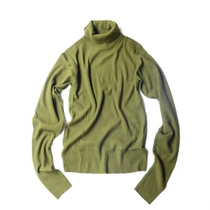 LABRAT Long Knit オリーブ サイズS