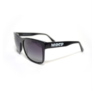 【WHIMTIP】SUNGLASSES - TWOSHOT blk