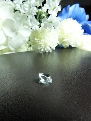 "3【size1/4""】Herkimer Diamond"