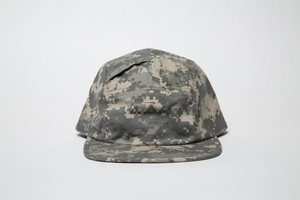 ACU CAMO ARMY CAMP CAP T-3