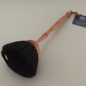 Redecker  / dust brush 34cm goat hair black