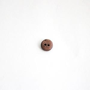Atelier LInk 陶器でできた釦 【土星  11mm  3個】