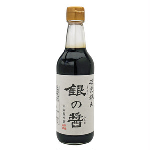 銀の醤(甘露醤油)【360mL】