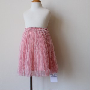 子供服 チュールギャザー スカート