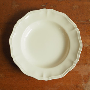 Sarreguemines(サルグミンヌ)のリム スープ皿