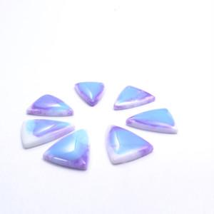 単価¥60 二等辺三角形のグラデーションパーツ(青)