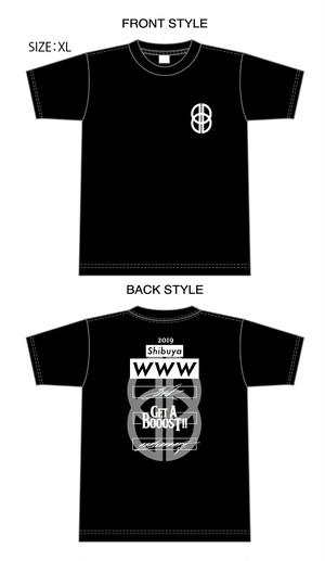 BB3周年記念Tシャツ