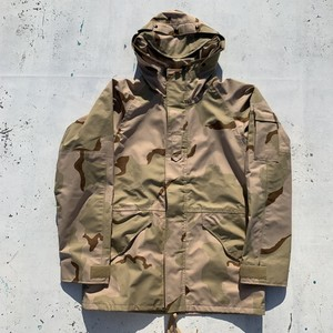 00's U.S.ARMY  ECWCS GORE-TEXパーカー デザートカモ 米軍 TENNESSEE APPAREL CORP SPO100-00-D-4022 MEDIUM LONG ミリタリー 希少 ヴィンテージ