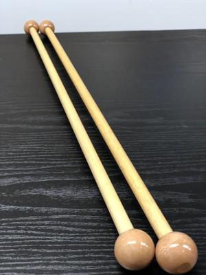 タペストリー棒 60センチ 2本1 組