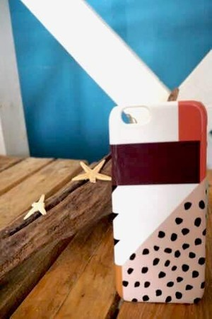 ★40%OFF ★Mixed Graphic iPhone6 ケース from UK