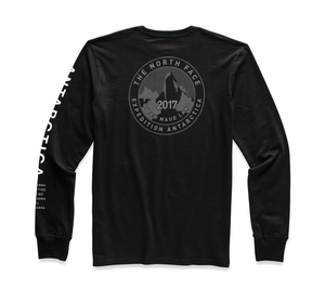 南極大陸★The North Face Men's Antarctica Heavy Weight L/S T-shirt