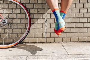IRIS Half Half Sock
