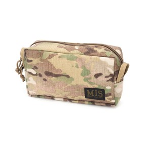 SLIM ACCESSORY BAG - MULTI CAMO