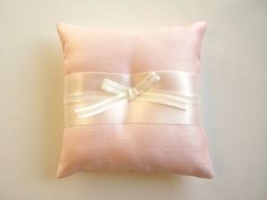 リングピロゥ 「シンプル」 ピンク