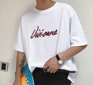 [大人気]vw刺繍デザインTシャツ 4カラー