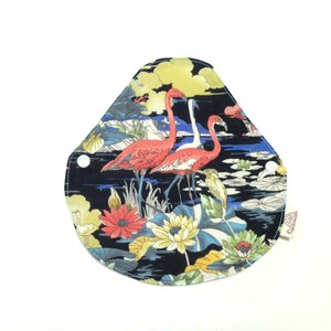 おにぎり布ライナー【nukurumi】粒花フラミンゴ