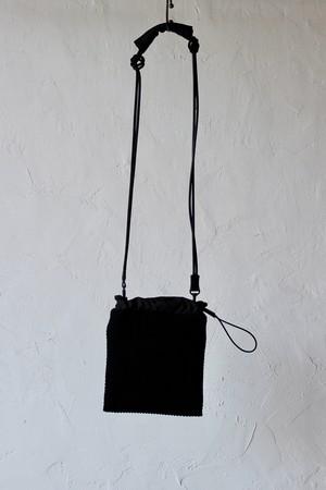 【AL】small shoulder bag-black