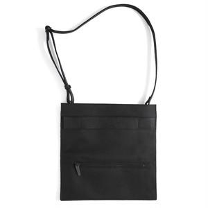 191ABG10 Nylon shoulder / clutch bag 'tape' ショルダーバッグ/クラッチバッグ