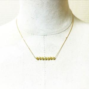 Golden 7 Baby Pearls K18YG