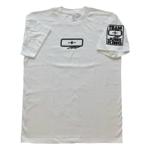 × JUNKKING T-Shirts (White)