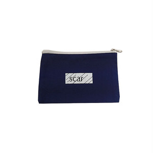 scar /////// BLACK BOX TOOL POUCH (Small) (Navy)