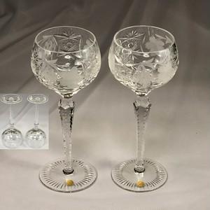 ナハトマンクリスタルワイングラスペアT1899