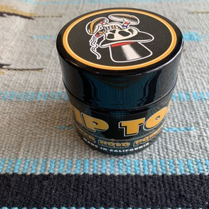 Mr TipTop Dapper Strong Hold Pomade with Fresh Scent