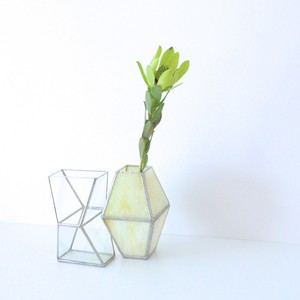 COMBINATION Vase / yellow