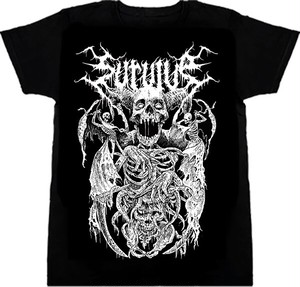 限定!SURVIVE EUROPE TOUR Tシャツ