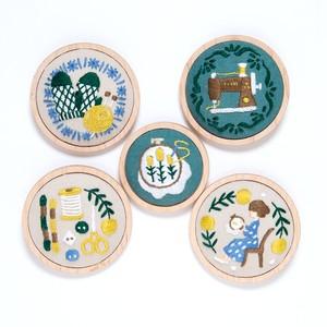 『手芸道具』刺繍キット
