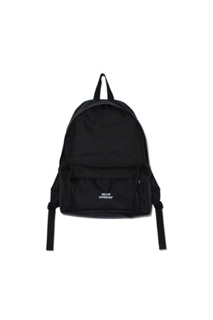 LOGO DAY PACK -BLACK- / HELLOS EXTRAFINE