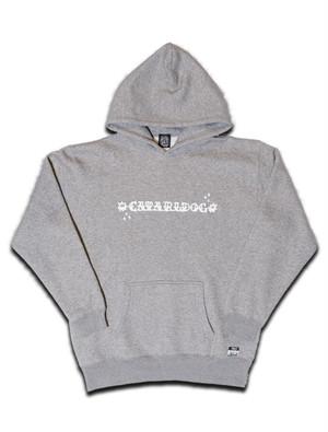 CATDOG HOODIE gray
