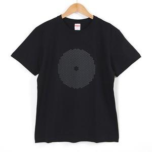 分割鏡 ヘヴィーウェイトリフレクタ Tシャツ