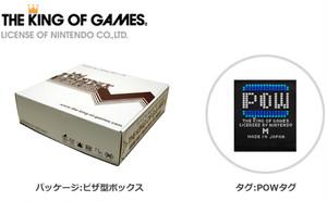 PLAY STYLE PARKA /マリオブラザーズ(プレイスタイルパーカー) / THE KING OF GAMES