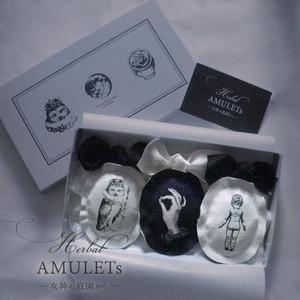 Herbal AMULETs ―女神の庭園から―